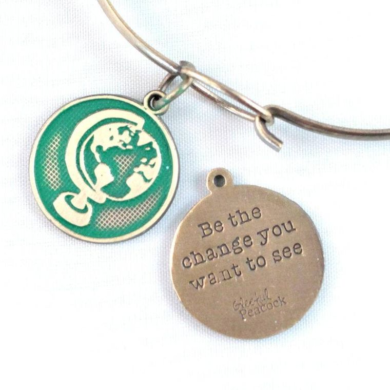 Change Token Charm Necklace, Bracelet, or Charm Only