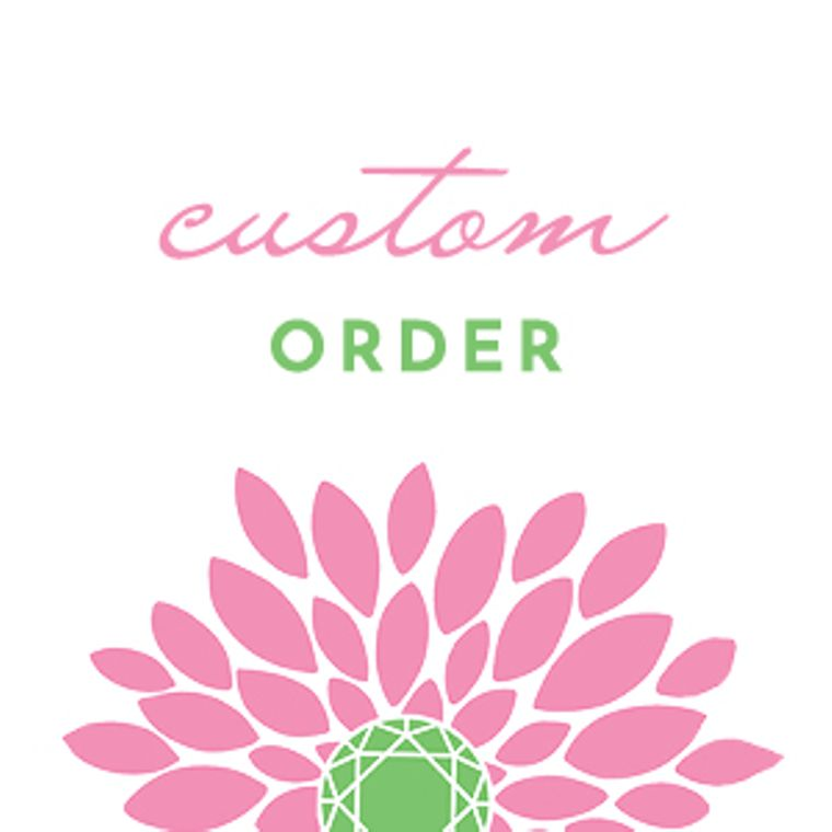 Order for Tiffany