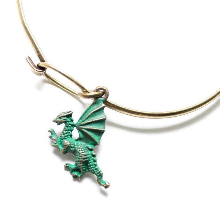 Dragon Charm Necklace