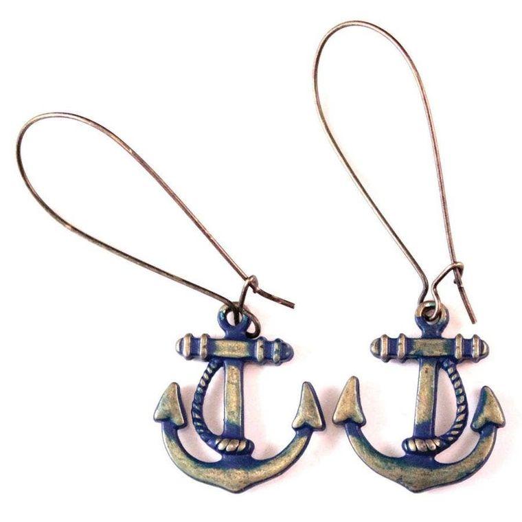 Anchors Aweigh Earrings