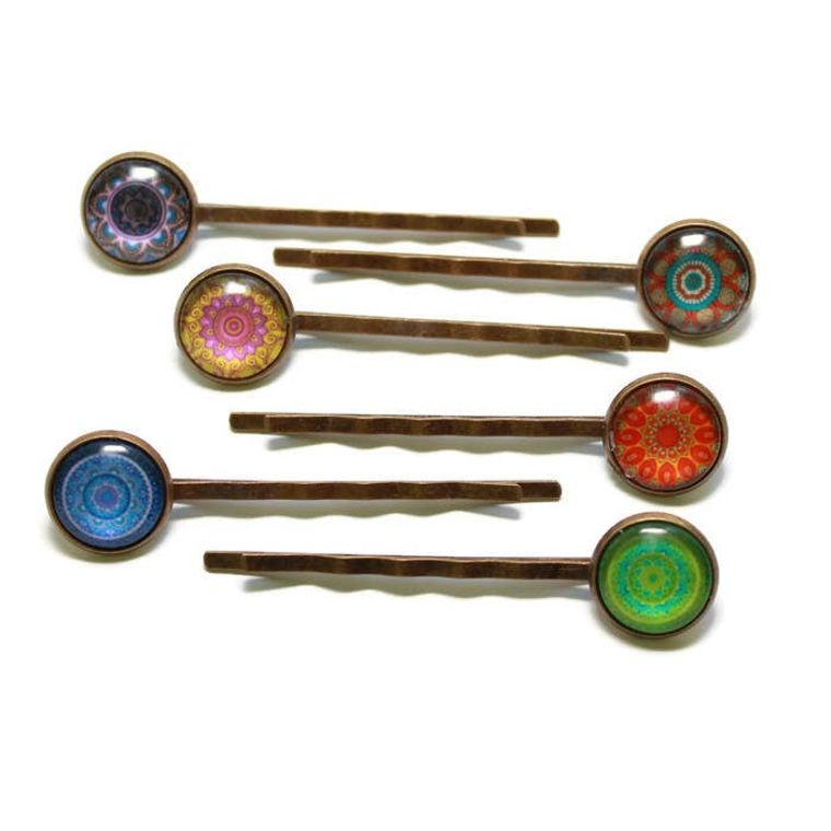 Radiate Hair Clips or Bobby Pin 2 Pack - Assorted