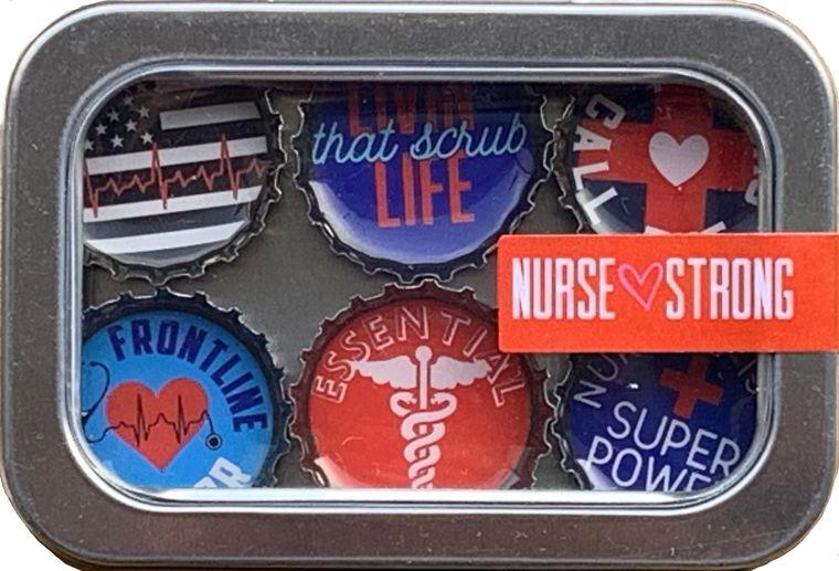 Nurse Magnet - Six Pack