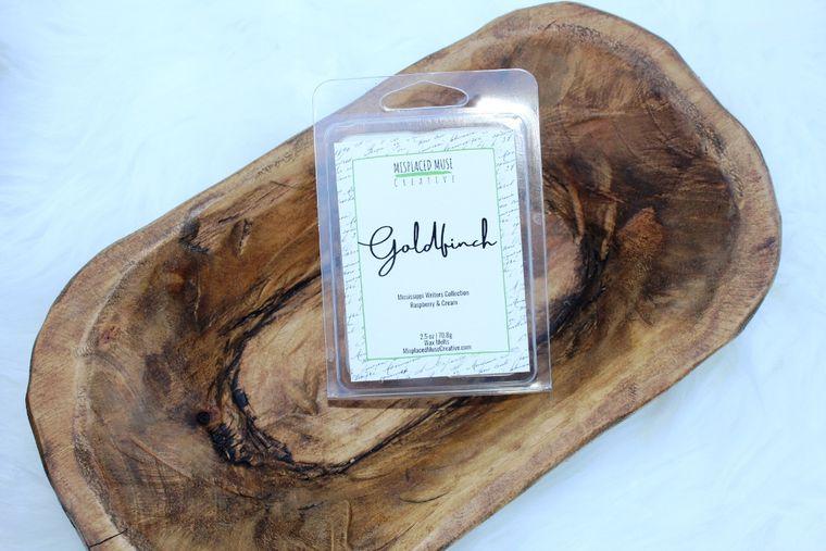 Goldfinch Wax Melt