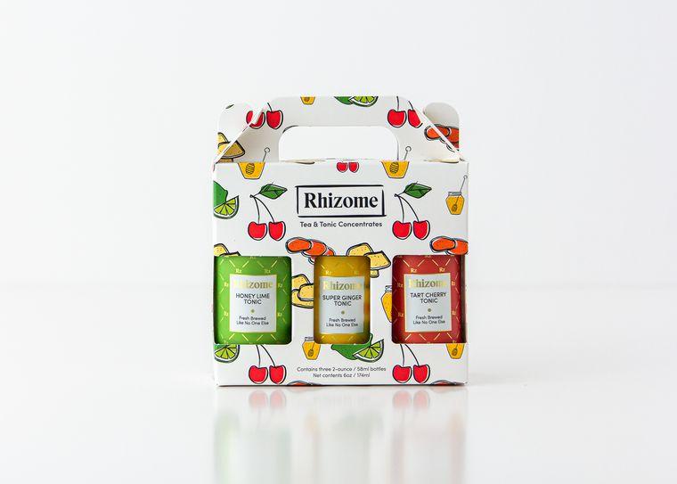 Mini Tea & Tonic Gift Set (2 oz)