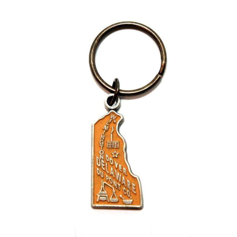 Delaware Keychain