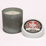 10 oz. Hay Bale Soy Candle in Corrugated Tin