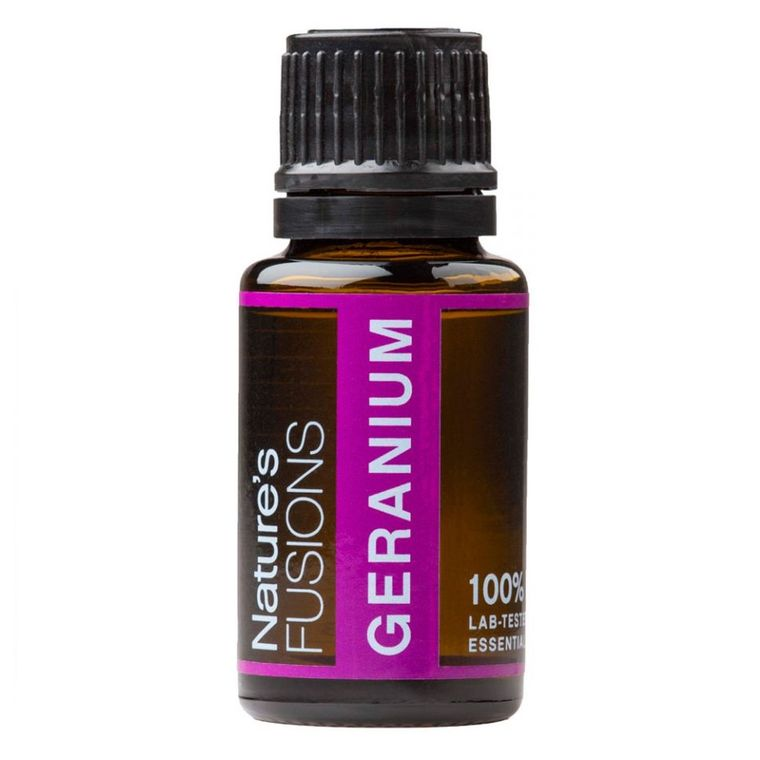 Geranium 100% Pure Essential Oil - 15ml