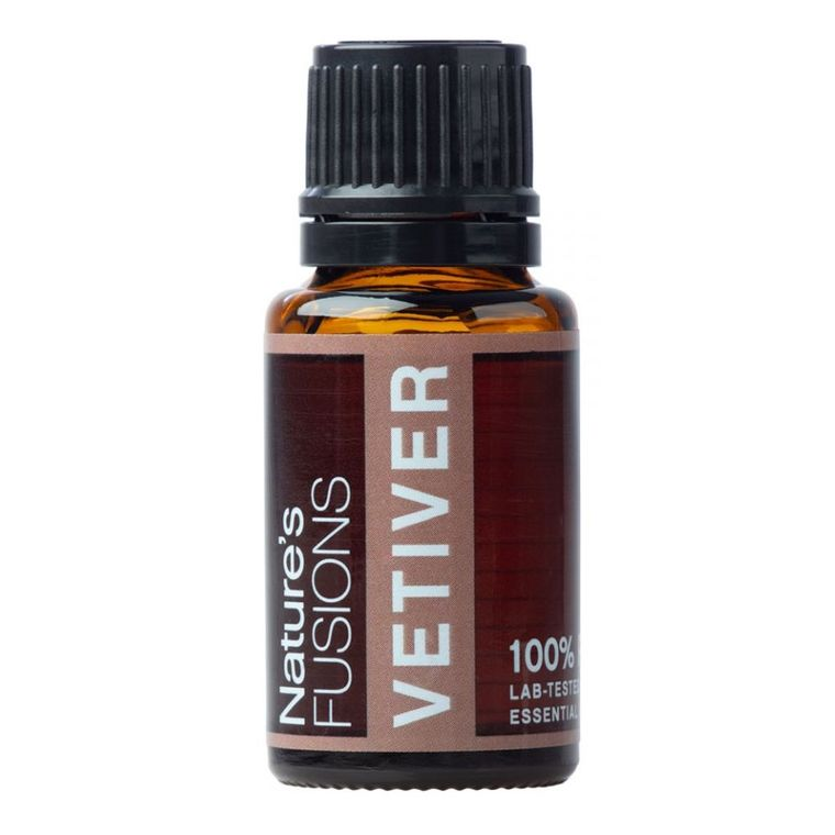 Vetiver 100% Pure Essential Oil - 15ml