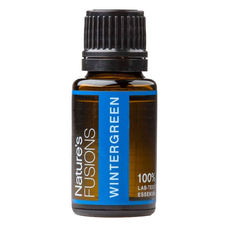 Wintergreen 100% Pure Essential Oil - 15ml