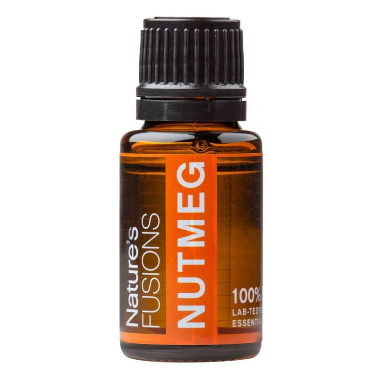 Nutmeg 100% Pure Essential Oil - 15ml