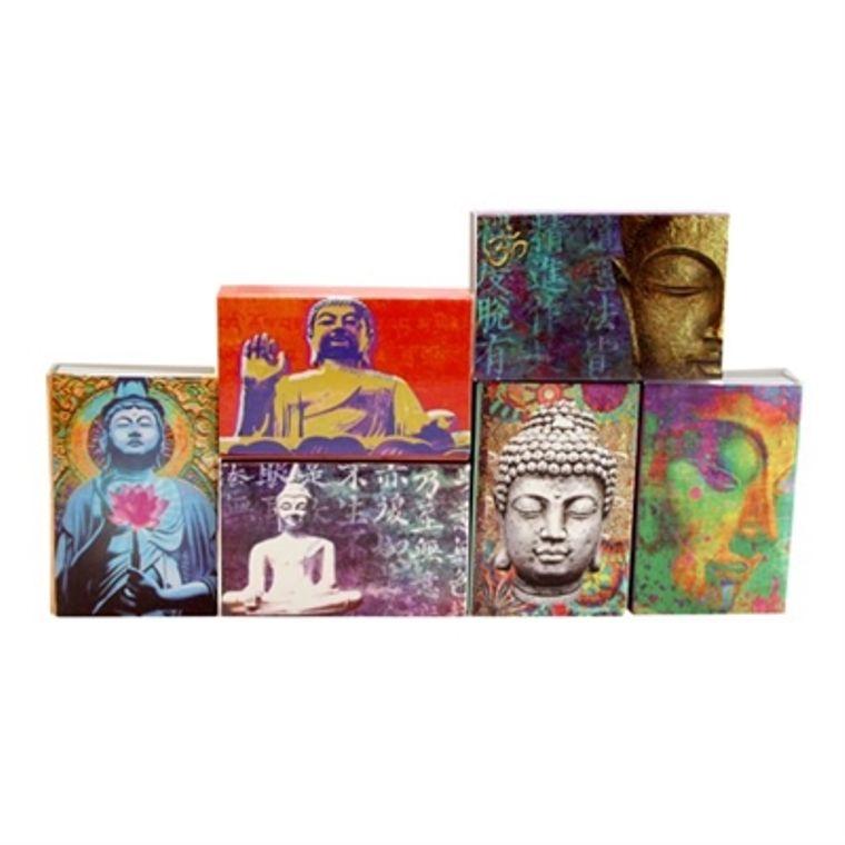 Buddha Match Boxes