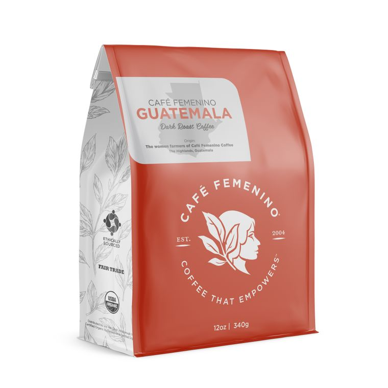 Café Femenino Guatemala Whole Bean Coffee