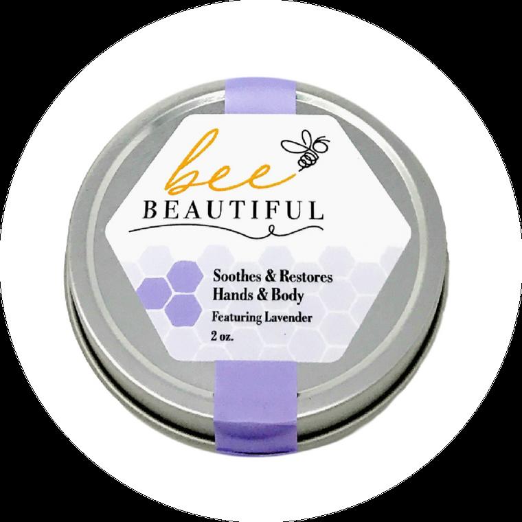 Bee Beautiful Sample