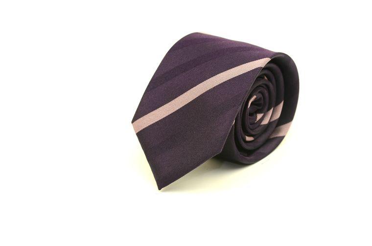 """The Purpletrator"" Silk Tie"