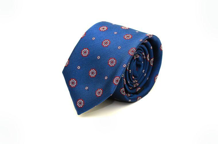 """Full Medal"" Silk Necktie"