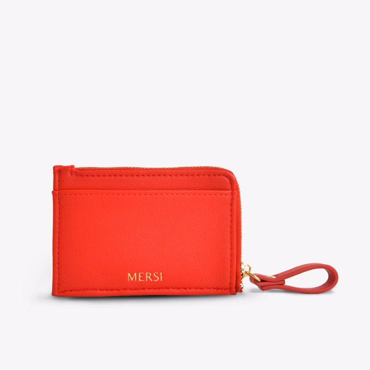 Roxy Card Holder - Red