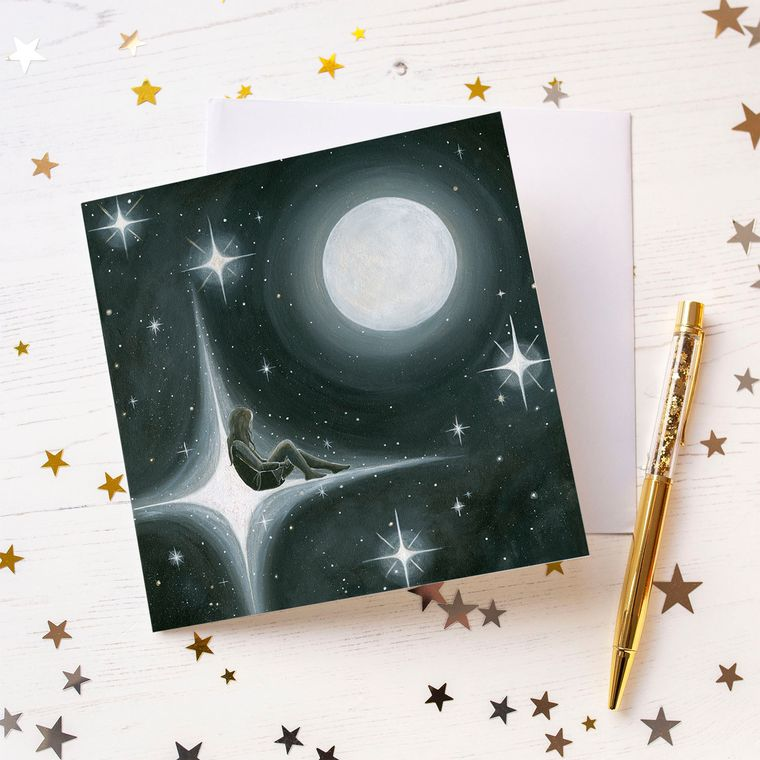 We Are Stars Greeting Card