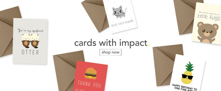 ImPaper Greeting Cards