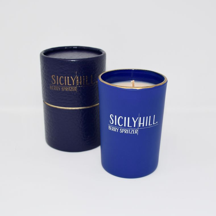 Berry Spritzer Soy Candle