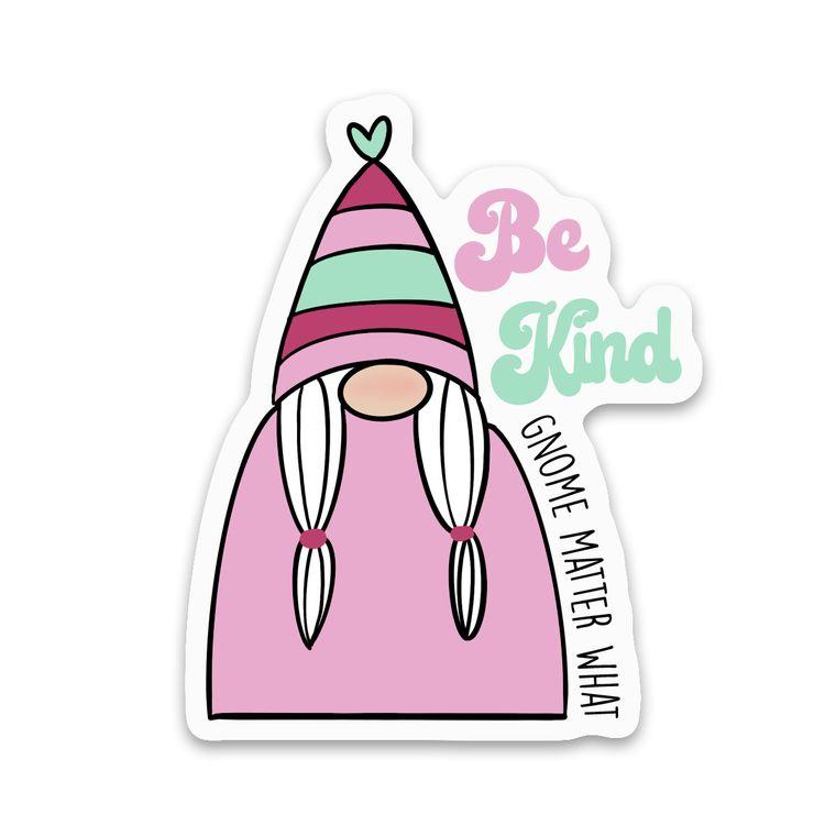 Sticker Gnome