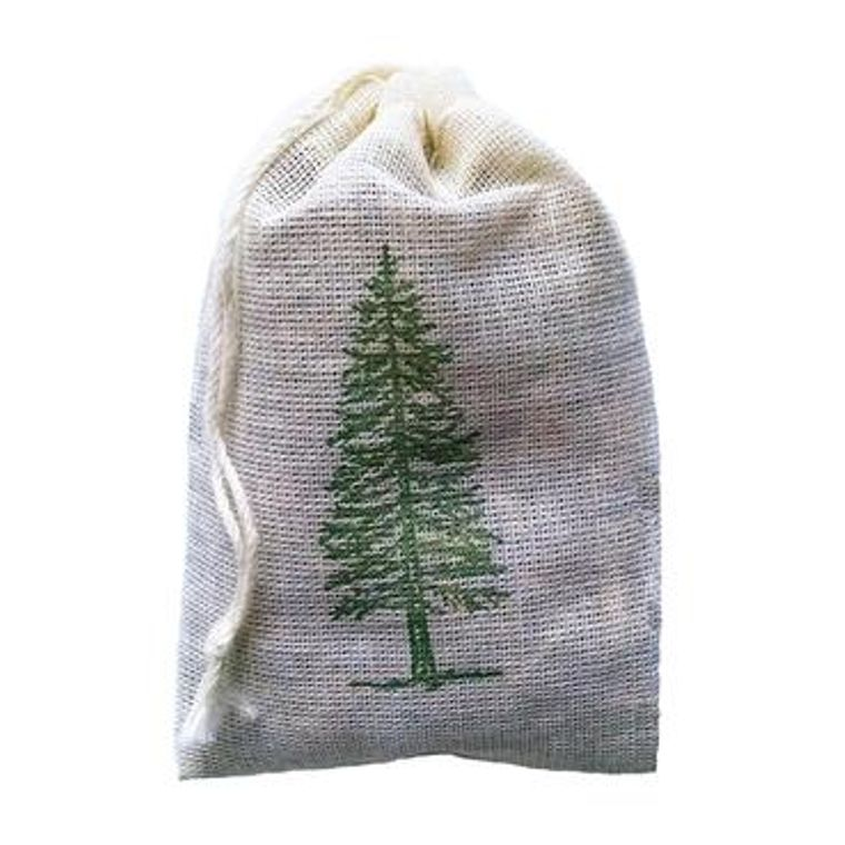 Evergreen Pine Sachet 3 pack - $7.00 each | case of 6