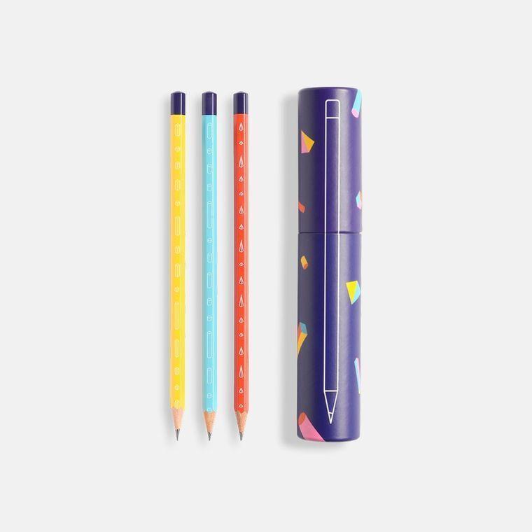 Prismatic Pencil Set