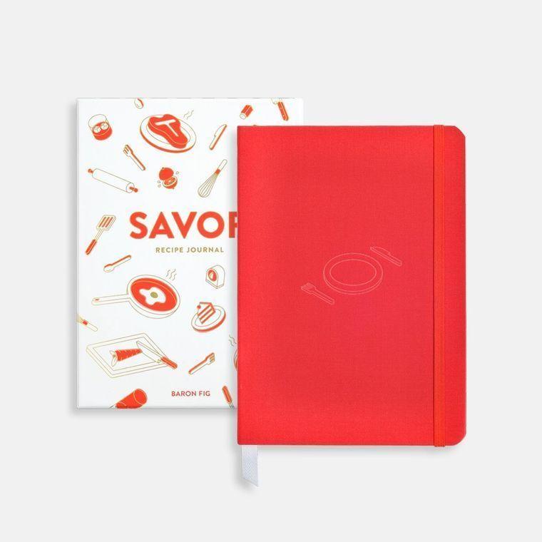 Savor Recipe Journal