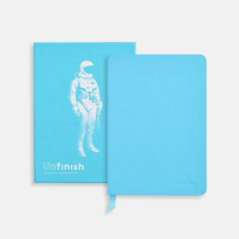 Unfinish Hardcover Notebook