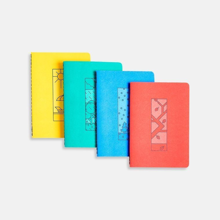 Vanguard Pocket Dateless Planner Set