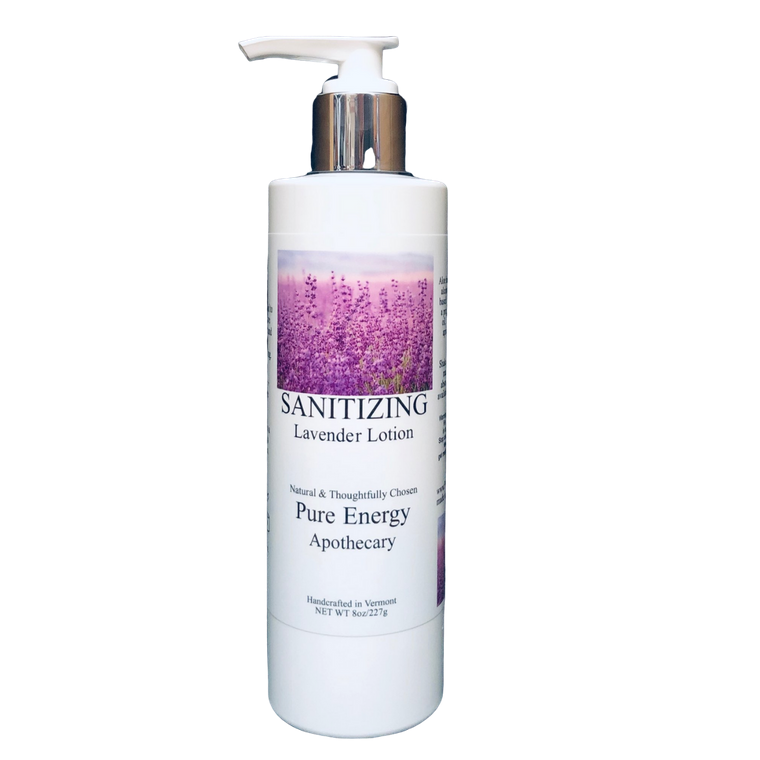 Sanitizer 8 oz - Lavender