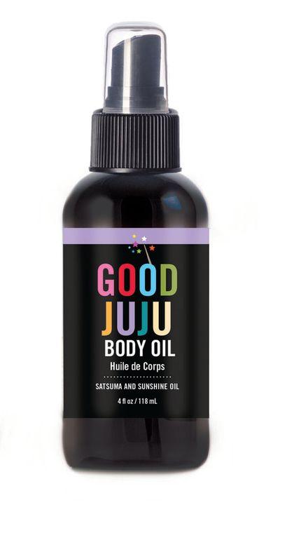 Body Oil Spray - Good JuJu