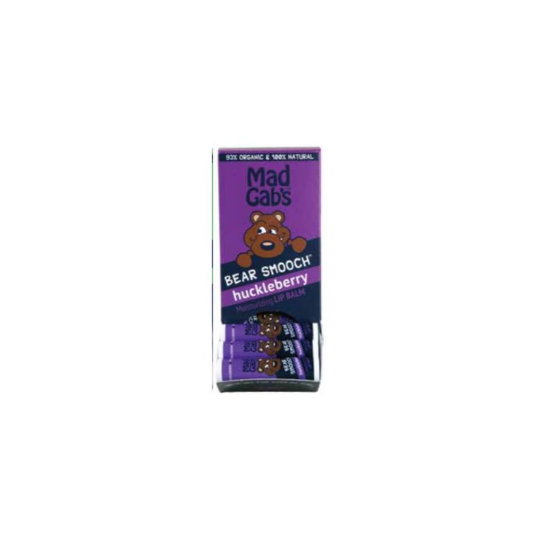 Organic Huckleberry Bear Smooch 24 Pc Display
