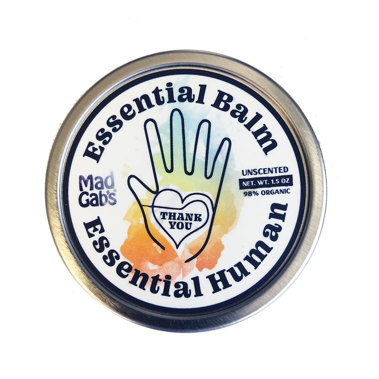 Essential Balm Shea Butter Hand Balm Open Stock