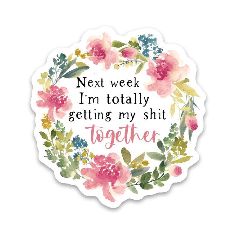 Sticker Next Week