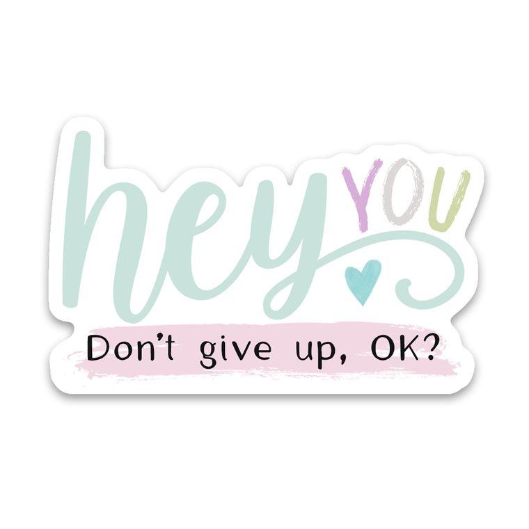 Sticker Hey You