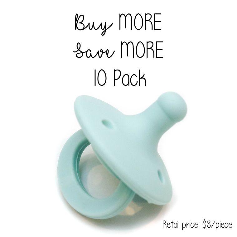 OLI pacifier : 10 Pack Julep
