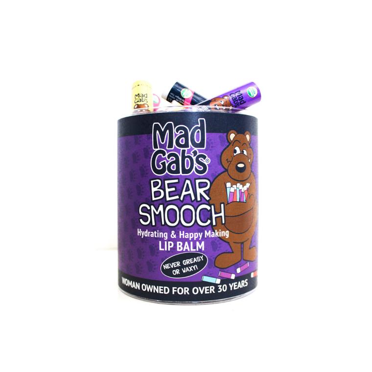 Organic Bear Smooch 72 Piece Display