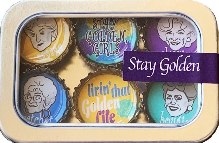 Golden Girls Magnet - Six Pack