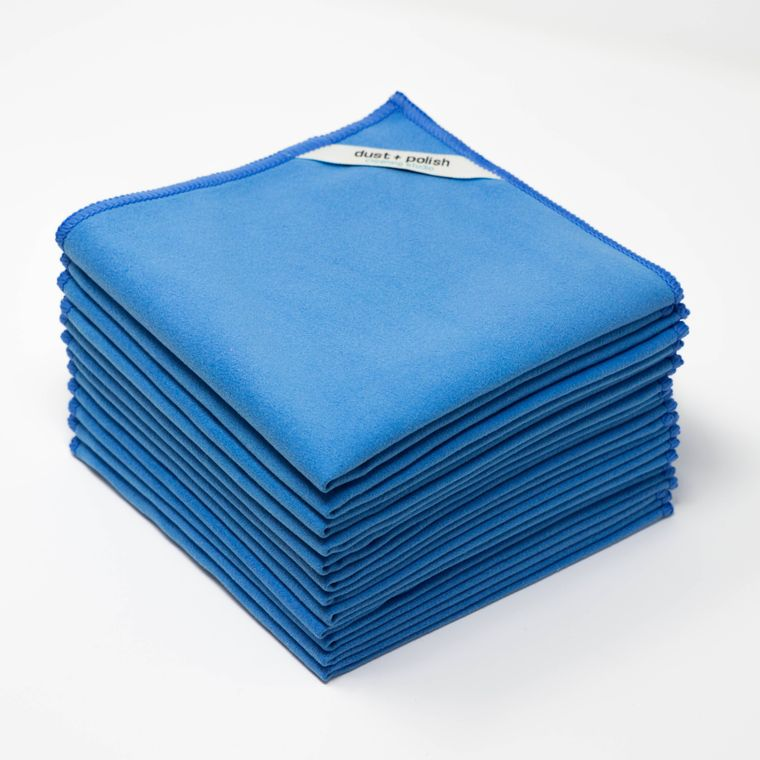 Dust and Polish Microfiber Cleaning Cloth (50-Pack)
