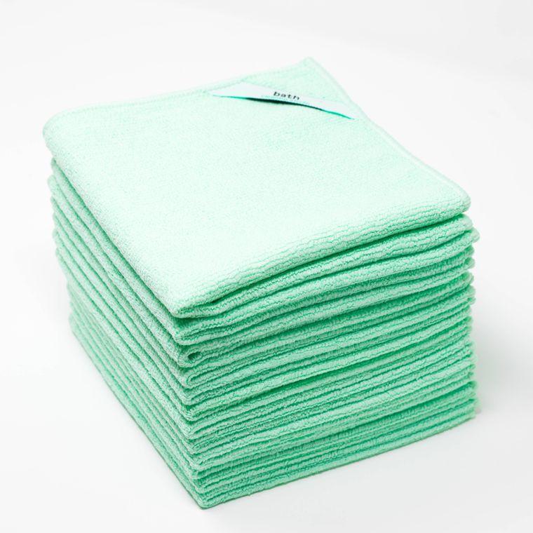 Bath Microfiber Cleaning Cloth (50-Pack)