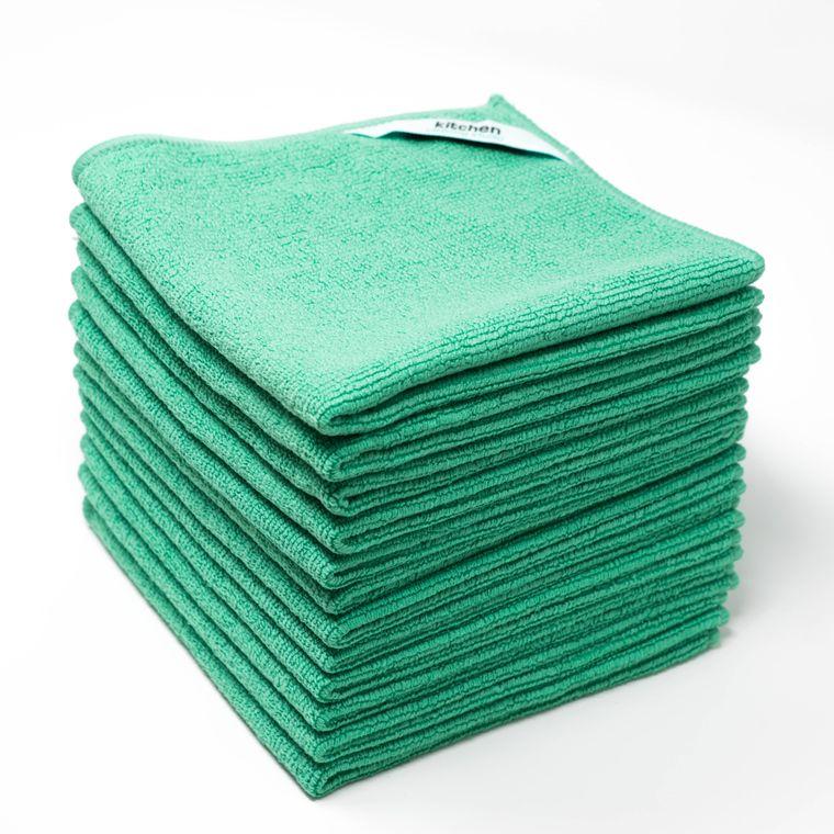 Kitchen Microfiber Cloth (50-Pack)