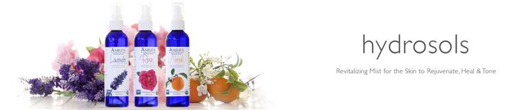 Certified Organic Hydrosols