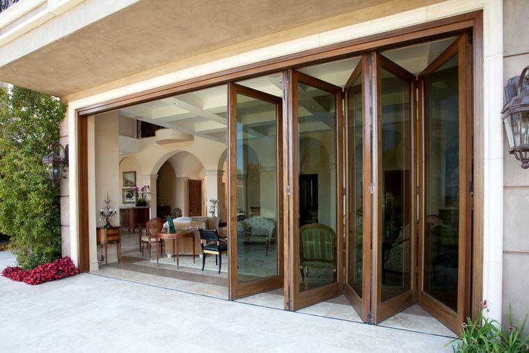 Luxury Custom Patio Doors