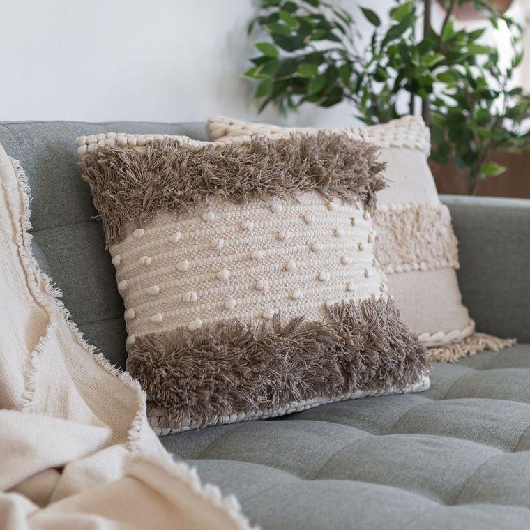 Aarohi Throw Pillow