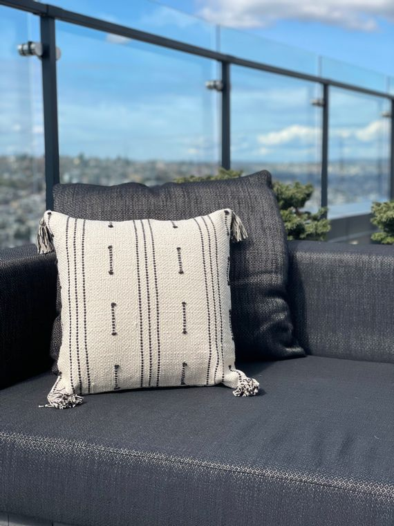 Siara Throw Pillow with 20*20 inch insert