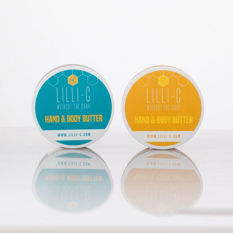 Lilli-C - Hand & Body Butter
