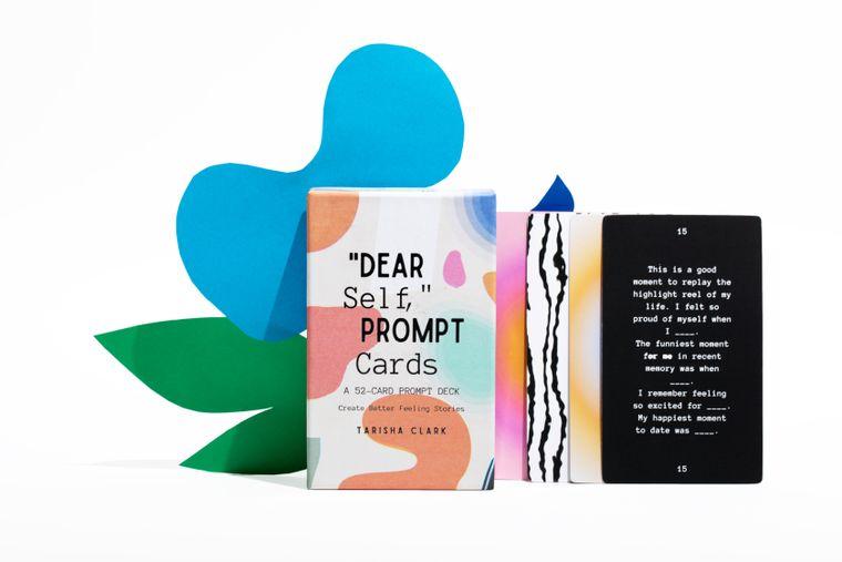 """""""Dear Self,"""" Prompt Card Deck"""