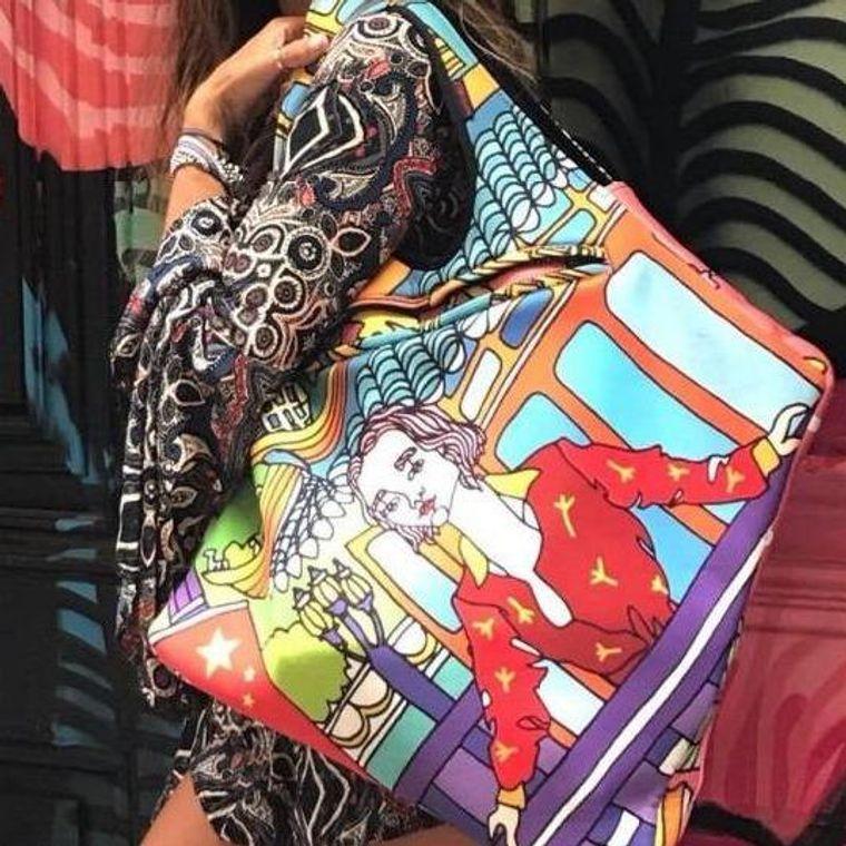 Diagonal Shoulder Bag - CITY Collection