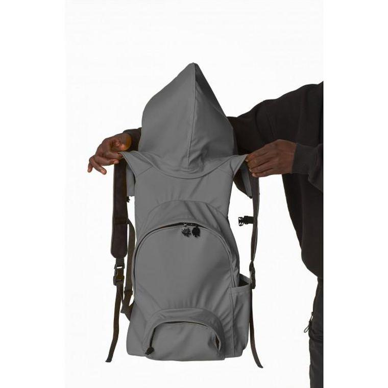 Gummy Series REFLECT - Waterproof Hooded Backpack