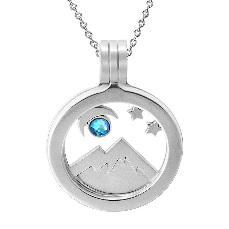 Colorado Collection interchangeable pendant